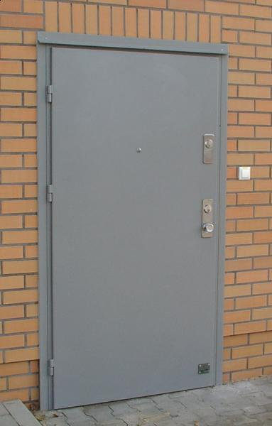 steel doors with abloy locks