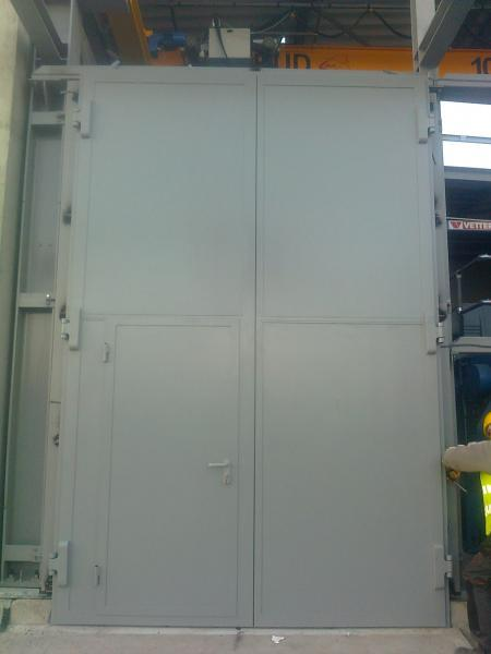 Gates With A Wicket Wing Ask For Price Producent