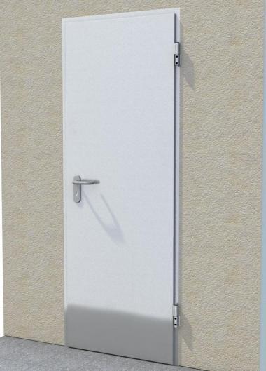 """ECO Steel doors, """"warm"""""""